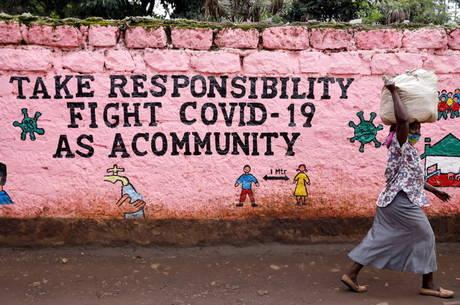África foi continente menos afetado pela pandemia