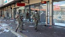 Onda de violência inédita na África do Sul deixa mais de 30 mortos