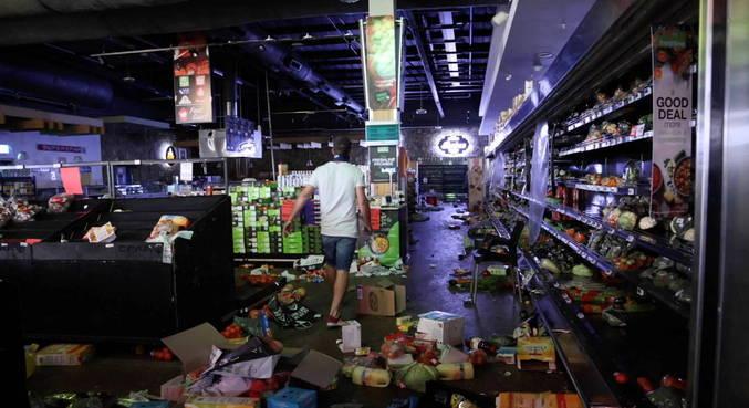 Comida e combustível podem começar a faltar na África do Sul