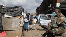 Violência na África do Sul foi 'planejada', diz presidente