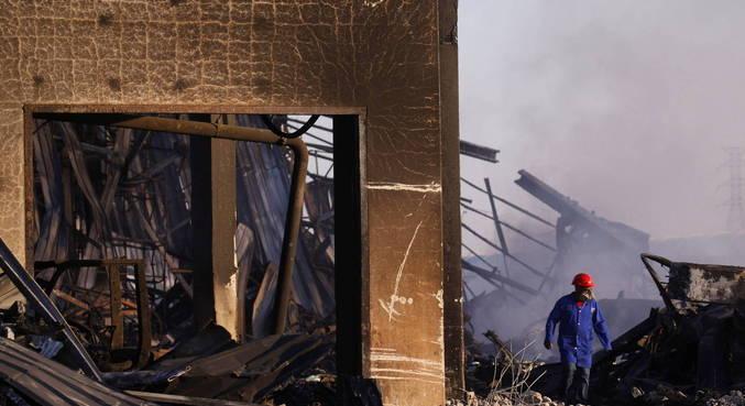 África do Sul tem dia de calma após uma semana marcada por violência