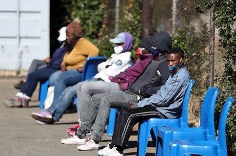 África do Sul concentra 50% dos casos no continente
