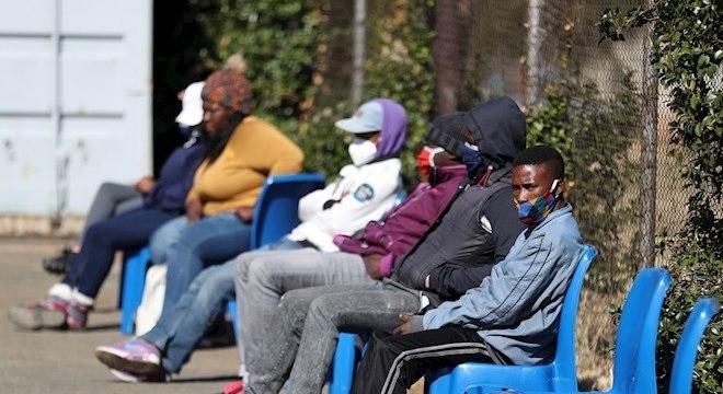 África do Sul é quinto país com mais casos ativos no mundo