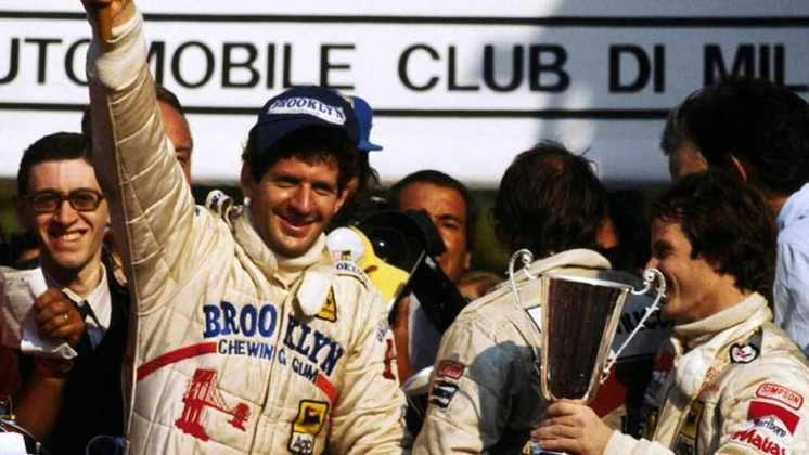 África do Sul - Jody Scheckter - GP da Itália 1979.