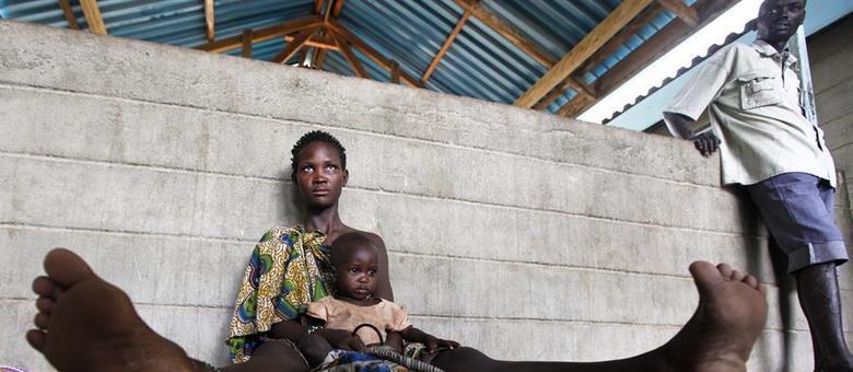 Na áfrica, crise pode colocar 57,6 milhões de pessoas em situação crítica