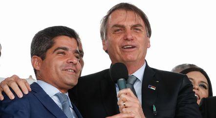 ACM Neto negou que será vice de Bolsonaro em 22