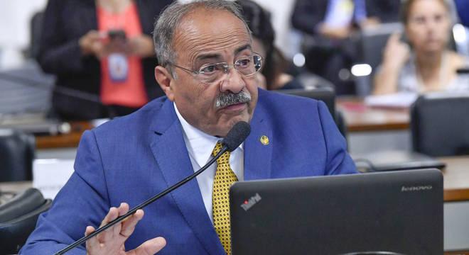 Rodrigues é investigado pelo desvio de recursos de combate à pandemia