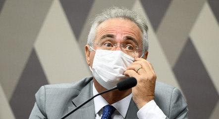 Governo foi contra relatoria de Renan Calheiros