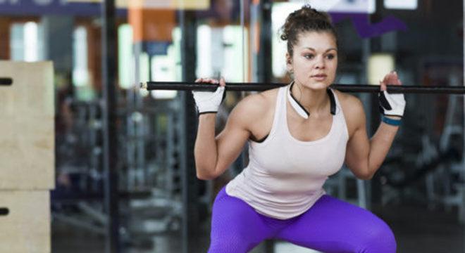 Exercício físico como forma de compensação pode ser desmotivador