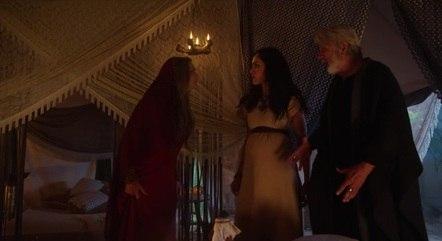 Briga entre Agar e Sarai abalou amizade
