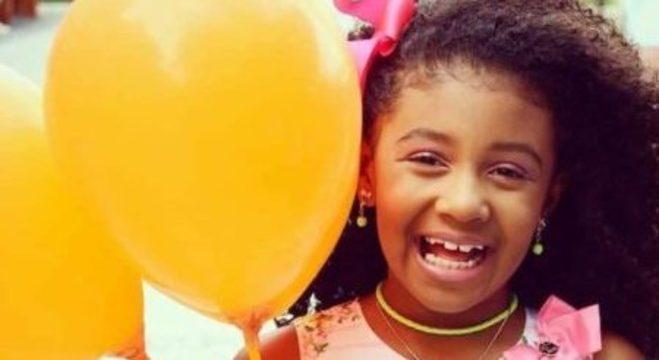 PMs serão ouvidos em investigação sobre morte de menina de 8 anos