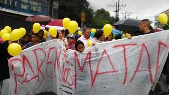 __Caso Ágatha: policiais depõem e entregam armas nesta segunda__ (Pilar Olivares/Reuters - 22.09.2019)