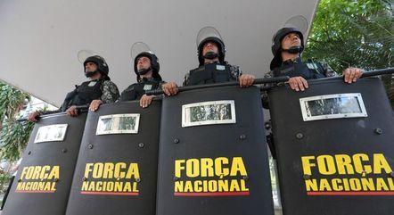 Ação da Força Nacional  terá o apoio logístico do Ibama