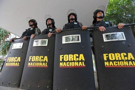 Força Nacional tentará coibir invasões