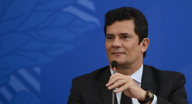 Ex-ministro da Justiça e Segurança Pública Sergio Moro