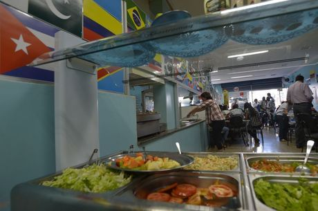 Restaurantes foram impactados por isolamento