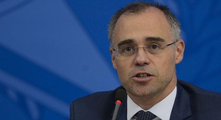 André Mendonça, indicado pelo presidente Jair Bolsonaro ao Supremo Tribunal Federal
