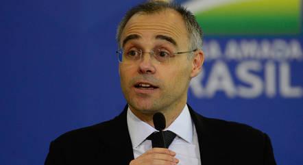 Na imagem, ministro André Mendonça