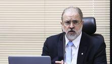 Associação reage a 'agressão' de Aras a conselheiros do MPF