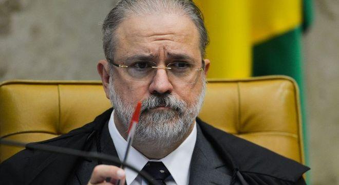Augusto Aras assumiu a PGR em setembro de 2019