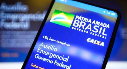Parcelas do auxílio serão mantidas entre R$ 150 e R$ 375