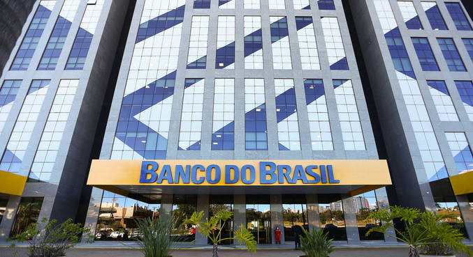 Edifício sede do Banco do Brasil, em Brasília.  Publicado em 28/06/2021 01:58  Foto: Marcelo Camargo/Agência Brasil  Local: Brasília-DF