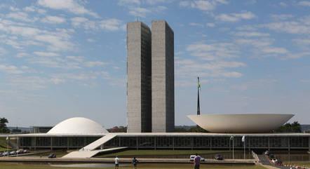 Na imagem, palácio do Congresso Nacional