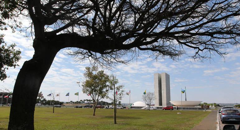 Palácio do Congresso Nacional na Esplanada dos Ministérios: proteção antecipada em 48h.