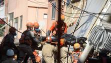 Pai de vítima é apontado como dono de prédio de caiu no Rio