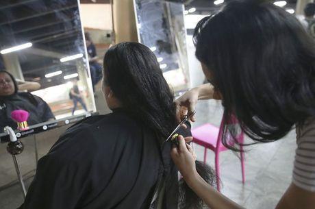 Produção de perucas mudou de lugar