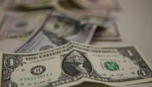 Dólar tem leve alta contra real após perdas recentes