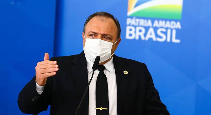 Eduardo Pazuello, ex-ministro da Saúde, é citado por atos de improbidade no Amazonas