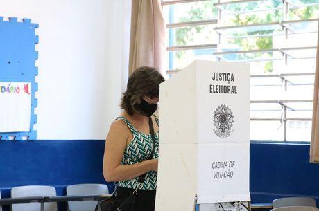 Votação foi encerrada às 17h no horário de Brasília