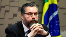 Senadores apresentarão pedido de impeachment de Ernesto Araújo