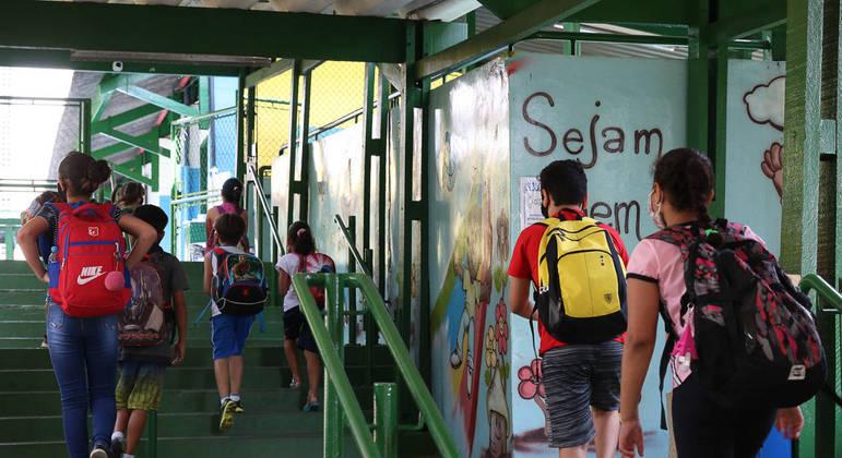 Escolas particulares do Estado já retomaram as atividades presenciais