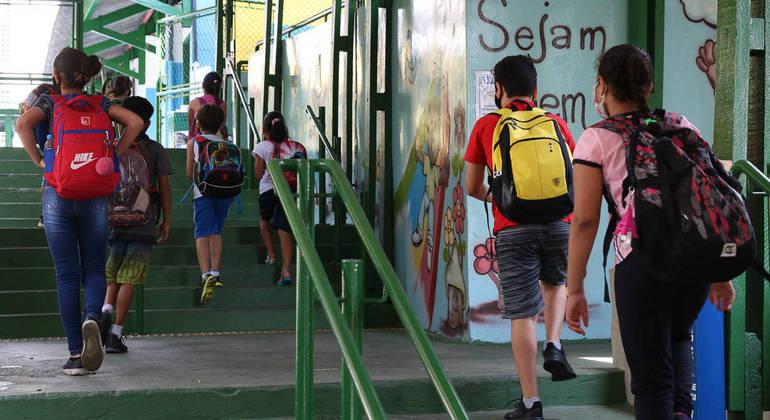 MEC divulgou resultados preliminares do Censo Escolar 2021 nesta quarta-feira (22)