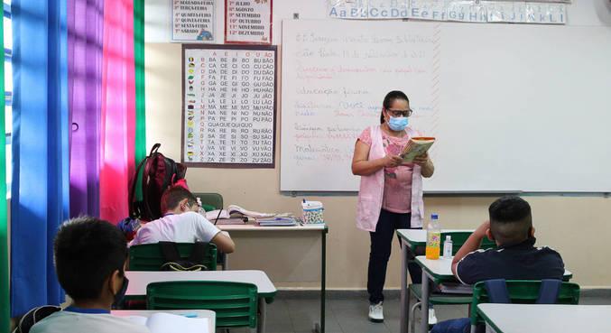 Ao menos 147 países fecharam escolas por causa da pandemia