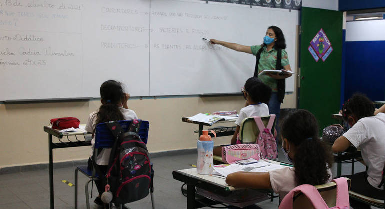 Escolas de educação básica do DF estão entre as unidades que participarão da ação