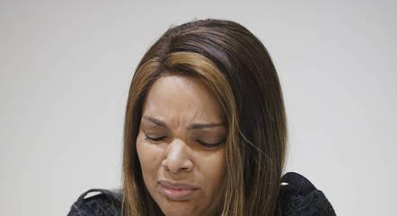 Na imagem, deputada federal Flordelis (PSD-RJ)