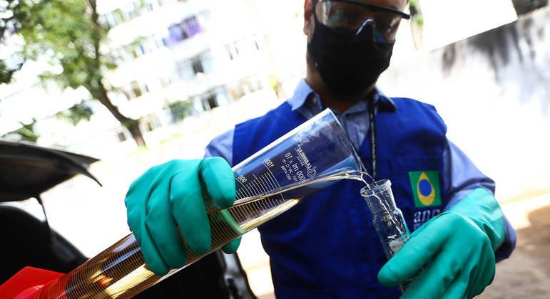 Na comparação mensal, o preço médio do biocombustível no País subiu 3,63%