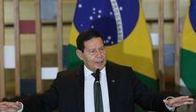 Mourão: 'Não tinha como prever o que ia acontecer com Manaus'