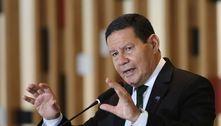 Mourão garante eleições e diz que Brasil não é 'república de bananas'
