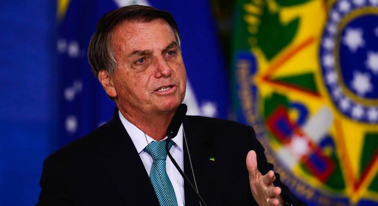 Bolsonaro aparece em segundo lugar, conforme pesquisa do Ipec, ex-Ibope