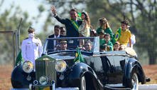 Comissão solicita gastos de Bolsonaro com 7 de setembro