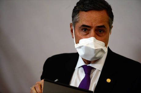 Barroso decidiu manter 2ª gravação em absoluto sigilo