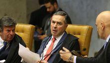 Barroso defende 'estancar' decisões individuais no STF