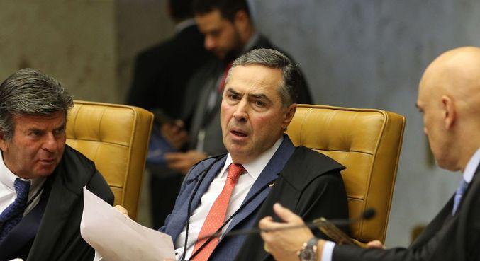 "Barroso diz que foro privilegiado ""faz mal"" ao Supremo"