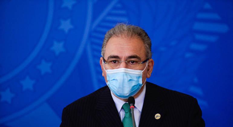 Fala ocorreu depois de governo de São Paulo reclamar de falta de assistência do ministério