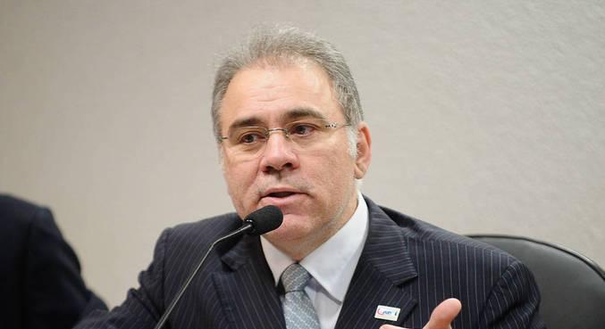 O cardiologista Marcelo Antônio Cartaxo Queiroga Lopes