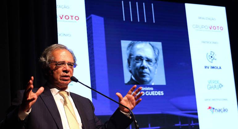 Guedes dividiu recursos que iriam para ciência e tecnologia com mais seis ministérios